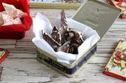チョコレートバーク☆材料3つで簡単お菓子の写真