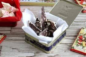 チョコレートバーク☆材料3つで簡単お菓子