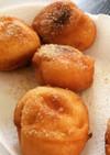 ふわもち!HKMでマラサダ風揚げドーナツ