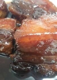 炊飯器で簡単!めんつゆで豚の角煮
