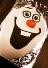 デコレーションケーキ★オラフ