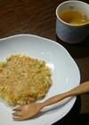 卵なし☆お好み焼き(離乳食 完了期)