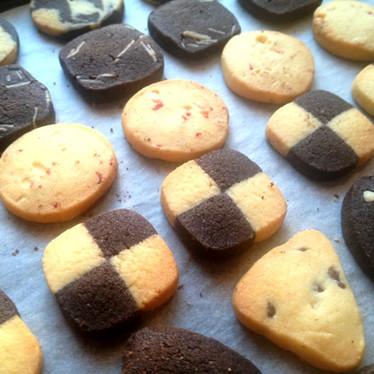 さくさくアイスボックスクッキー