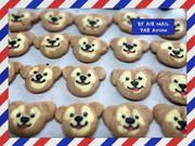 バレンタイン♡クッキー  ダッフィー !の写真