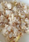 離乳食*オカカと白菜の豆腐粥