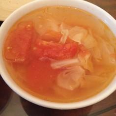 ダシダでスープ