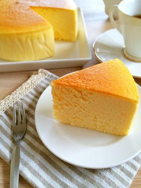 糖質制限スフレチーズケーキ*濃厚Ver.