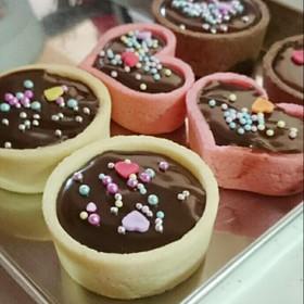子供でも作れる!レンジで簡単チョコタルト