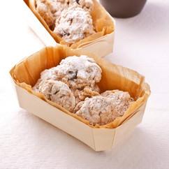 マシュマログラノーラ焼かないクッキー
