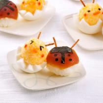 かわいい手まり寿司