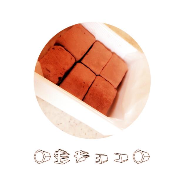 ○生チョコ○超簡単バレンタイン