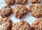 パン粉ですぐ作れる簡単ザクザククッキー