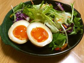 エッグタイマーで絶品♪煮卵【半熟 味玉】