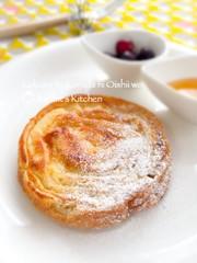 パンの耳で☆ロールフレンチトーストの写真