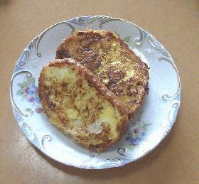 スペイン風? フレンチトースト