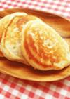 超簡単!ふわふわ卵なしパンケーキ