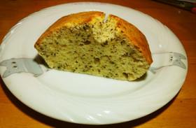 簡単大人なスパイシーパウンドケーキ