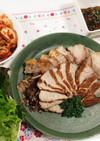 炊飯器 簡単カンジャンポッサム鍋でもOK