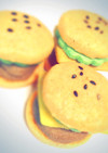 ハンバーガークッキー by mmm10930