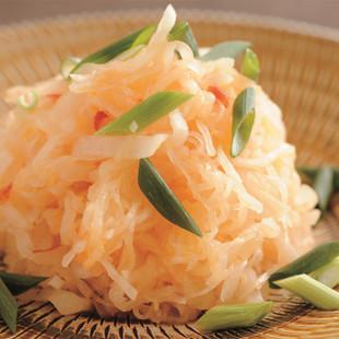 大根の柚子(ゆず)こしょうサラダ