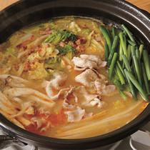 ピリ辛火鍋