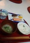 血管ダイエット食190(焼鮭とべったら)