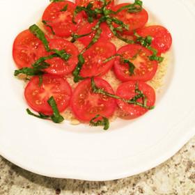 ダイエット!トマトとキヌアのサラダ