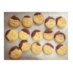 簡単かわいいクッキー