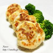 お弁当♡10分で!ささみマヨチー丸め焼きの写真