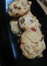 乾パン消費クッキー