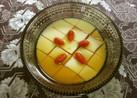 杏仁豆腐 春節に簡単中華