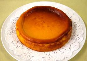 宿儺かぼちゃのチーズケーキ