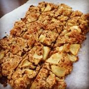 簡単☆りんごのココナッツオイルクッキーの写真