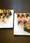 お楽しみ握り寿司♫ひな祭り♡子供の日に☆