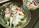 ☆林檎とセロリ、レタスのサラダ☆彡