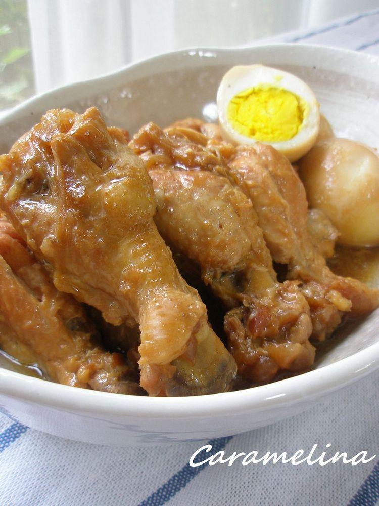 *チキン・アドボ*鶏のやわらか煮こみ