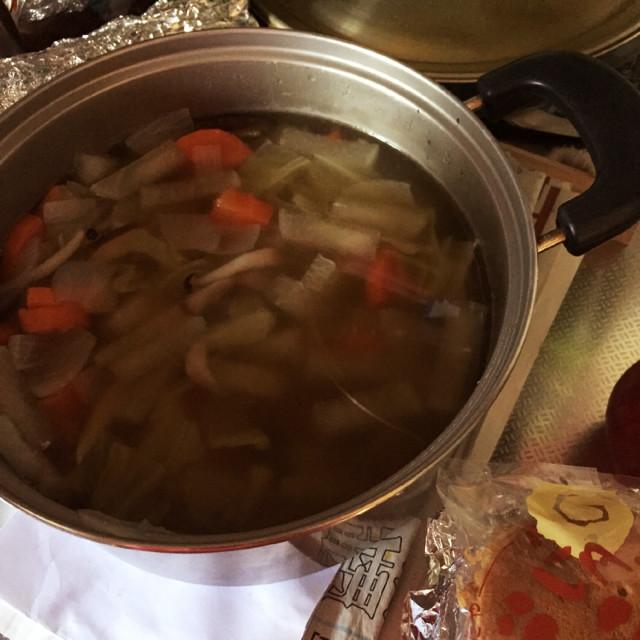 満腹★ダイエット成功スープ