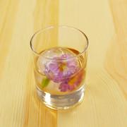 【ゆきポン デカまる氷】花ロックの写真