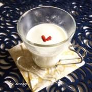 美容に!杏仁ミルク♪簡単、薬膳ドリンク。の写真