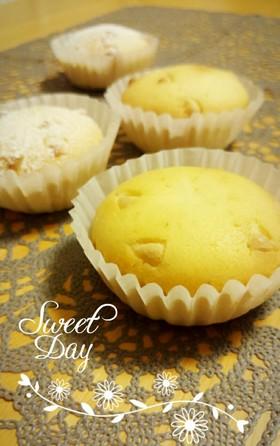 レモンのカップケーキ♡