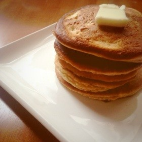 ◆糖質制限◆パンケーキ