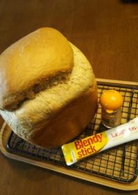 HB☆早焼き!チャイティーオレ・食パン♪