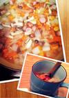 妊婦必見!体重管理の野菜スープ