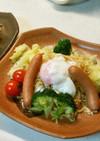 マルちゃん正麺ごまだれ冷しde簡単ランチ