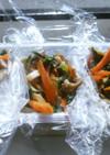 お弁当に最適!大根菜の炒め煮