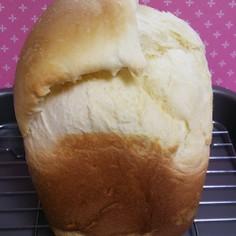 HB☆残りご飯でふわもちホテル食パン♪