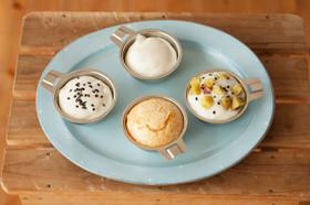 小麦粉&卵&牛乳フリー☆米粉の蒸しパン