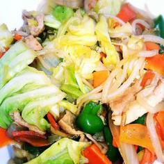 簡単絶品♥野菜炒め