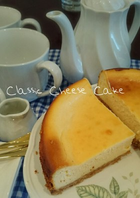 ひな祭りにも✾ヨーグルト簡単チーズケーキ
