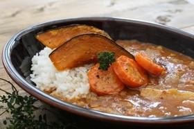 スパイス香る旬の野菜カレー